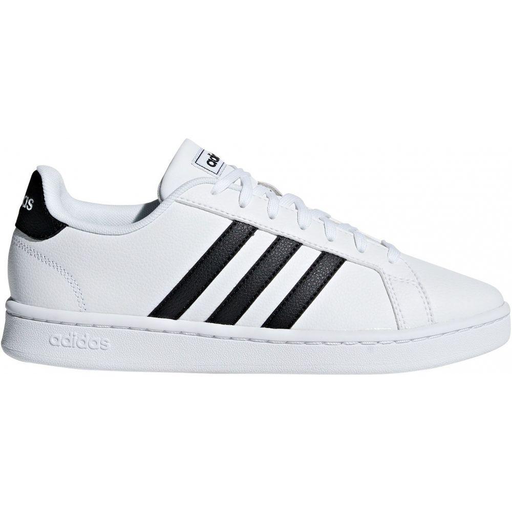 アディダス adidas レディース スニーカー シューズ・靴【Grand Court Shoes】White/Black