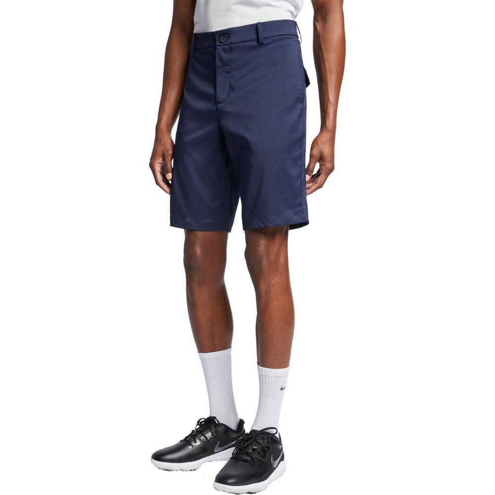 ナイキ Nike メンズ ゴルフ ショートパンツ ボトムス・パンツ【Flat Front Golf Shorts】Obsidian