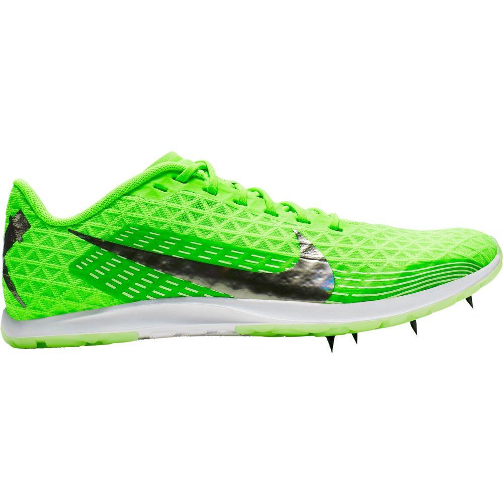 ナイキ Nike メンズ 陸上 シューズ・靴【Zoom Rival XC Cross Country Shoes】Green/Silver