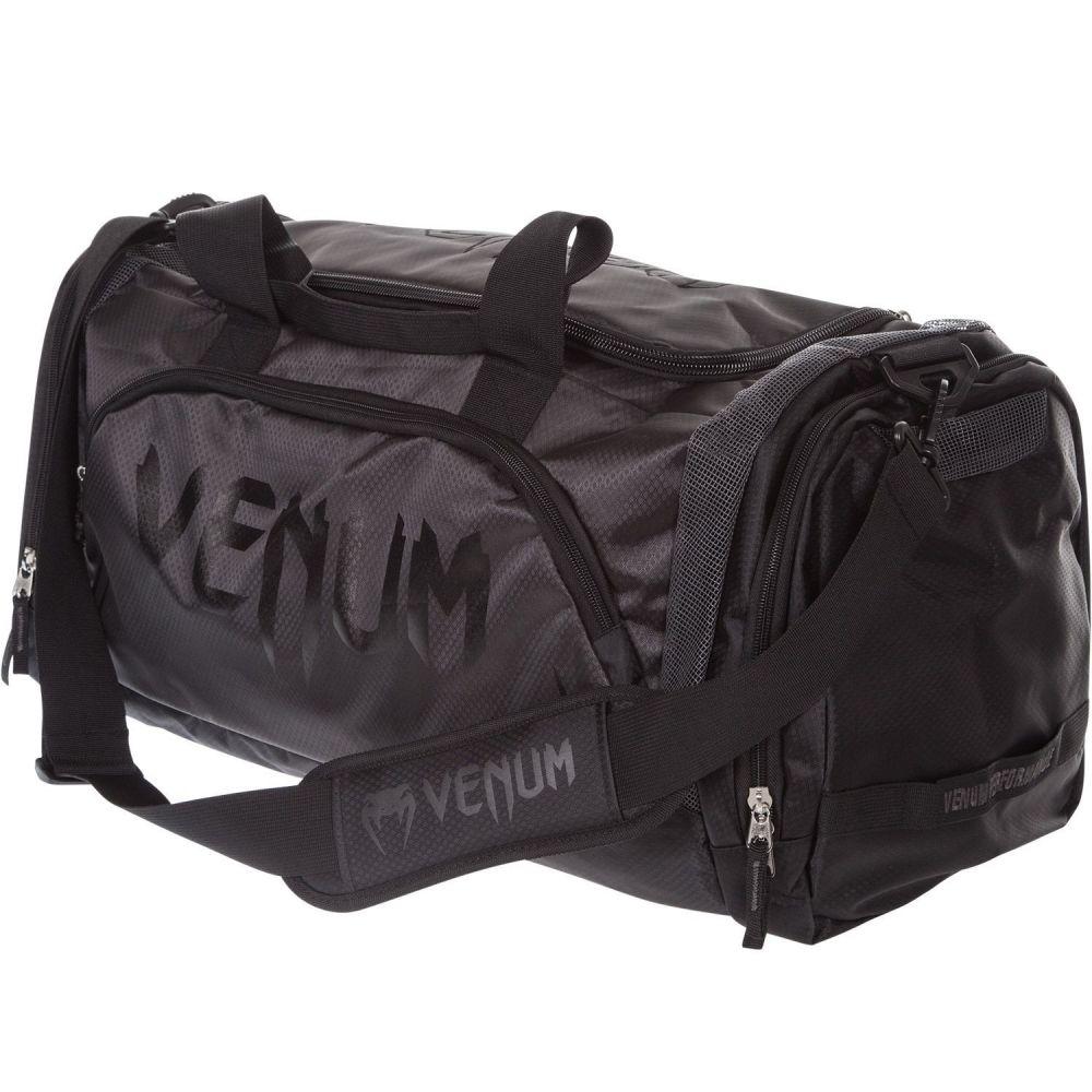 ヴェヌム Venum ユニセックス ボストンバッグ・ダッフルバッグ バッグ【Trainer Lite Duffle Bag】Black/Black