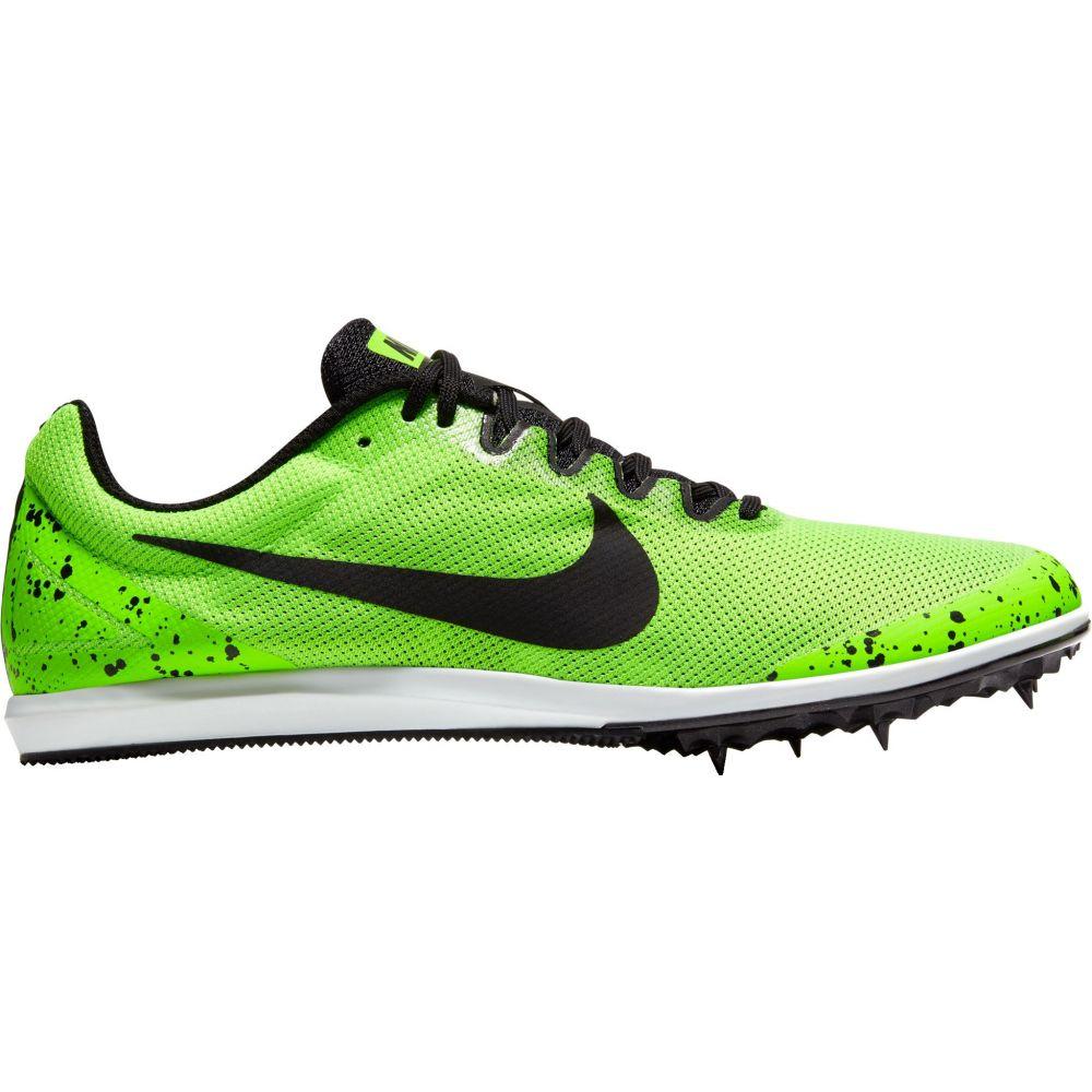 ナイキ Nike メンズ 陸上 シューズ・靴【Zoom Rival D 10 Track and Field Shoes】Green/Black