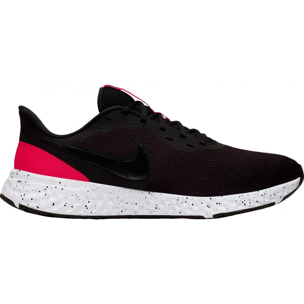 ナイキ Nike メンズ ランニング・ウォーキング シューズ・靴【Revolution 5 Running Shoes】Black/Red