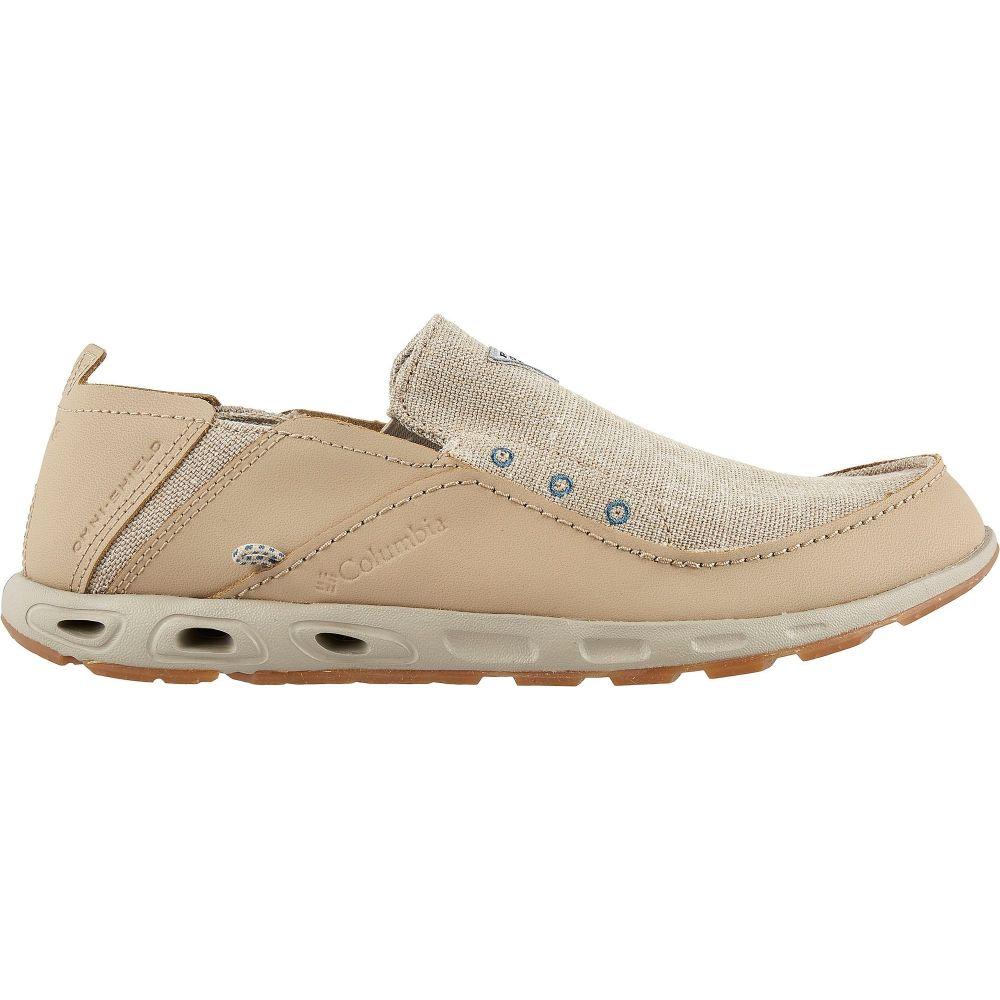 コロンビア Columbia メンズ 釣り・フィッシング シューズ・靴【PFG Bahama Vent Loco II Fishing Shoes】Ancient Fossil/Steel