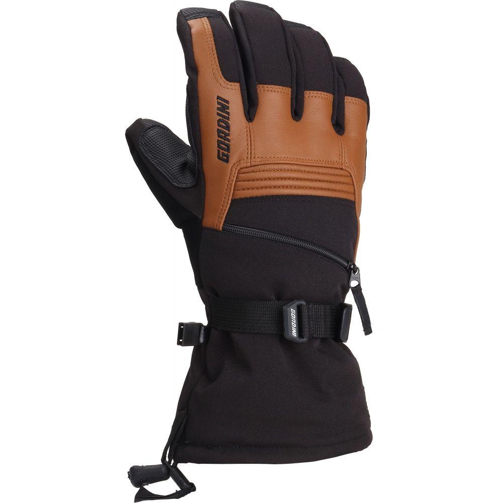 ゴルディーニ Gordini メンズ 手袋・グローブ 【GORE-TEX Storm Trooper II Gloves】Black/Tan