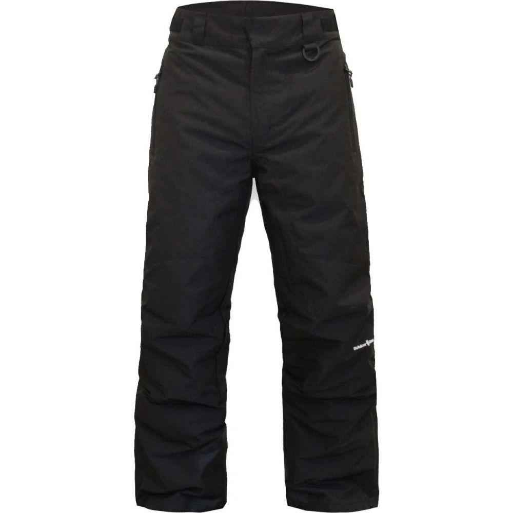 アウトドアギア Outdoor Gear メンズ ボトムス・パンツ 【Polar Pants (Regular and Big & Tall)】Black