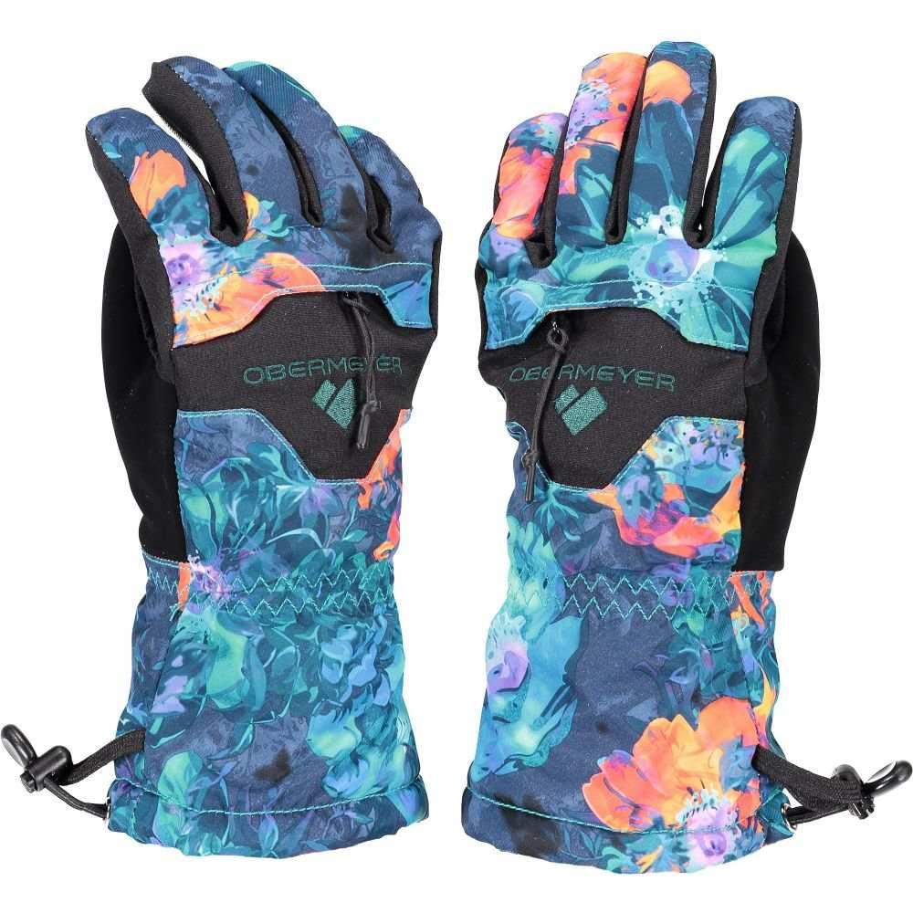 オバマイヤー Obermeyer レディース 手袋・グローブ 【Regulator Gloves】Dreaming Of Spring