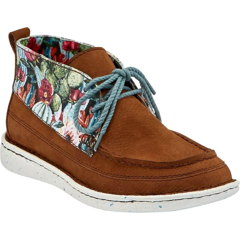 ジャスティンブーツ Justin Boots レディース シューズ・靴 【Justin Breezy Casual Shoes】Brown
