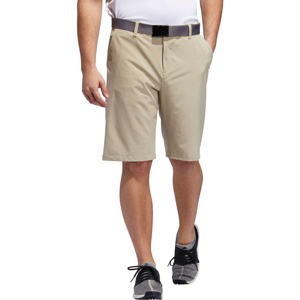 アディダス adidas メンズ ゴルフ ショートパンツ ボトムス・パンツ【Ultimate365 Golf Shorts】Raw Gold