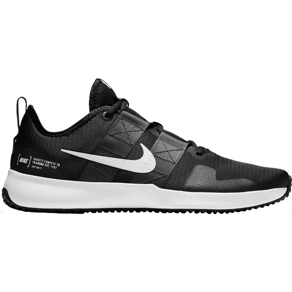 ナイキ Nike メンズ フィットネス・トレーニング シューズ・靴【Varsity Compete TR 2 Training Shoes】Black/White