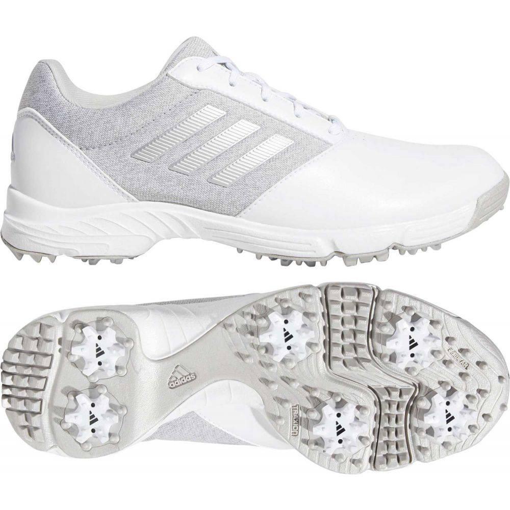 アディダス adidas レディース ゴルフ シューズ・靴【Tech Response Golf Shoes】White/Silver