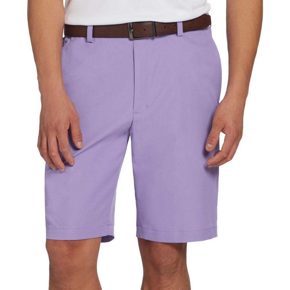 ウォルターヘーゲン メンズ ゴルフ ボトムス・パンツ 【サイズ交換無料】 ウォルターヘーゲン Walter Hagen メンズ ゴルフ ショートパンツ ボトムス・パンツ【P11 Golf Shorts】Bright Lavender