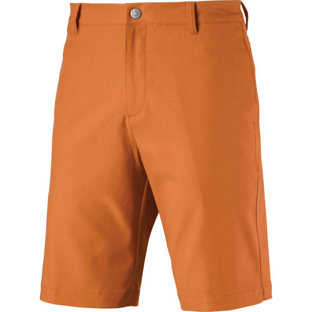 プーマ メンズ ゴルフ ボトムス・パンツ 【サイズ交換無料】 プーマ PUMA メンズ ゴルフ ショートパンツ ボトムス・パンツ【Jackpot Golf Shorts】Vibrant Orange