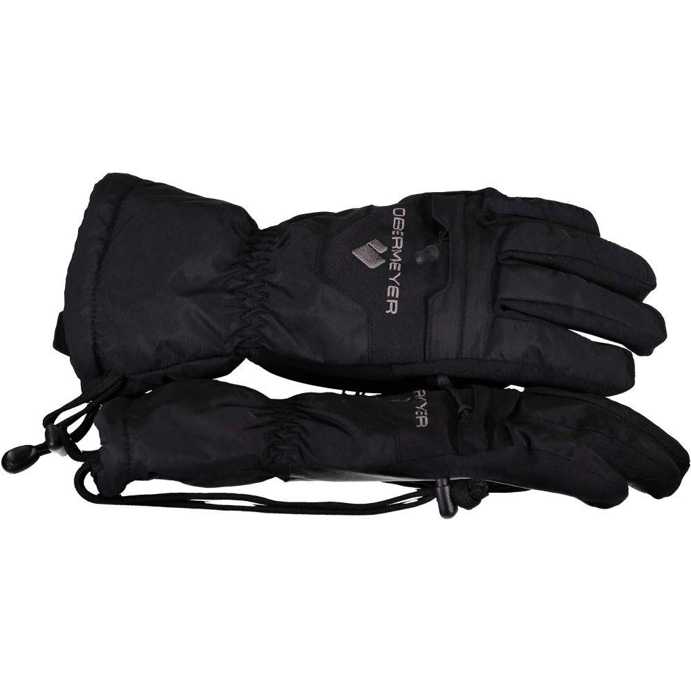 オバマイヤー Obermeyer レディース 手袋・グローブ 【Regulator Gloves】Black