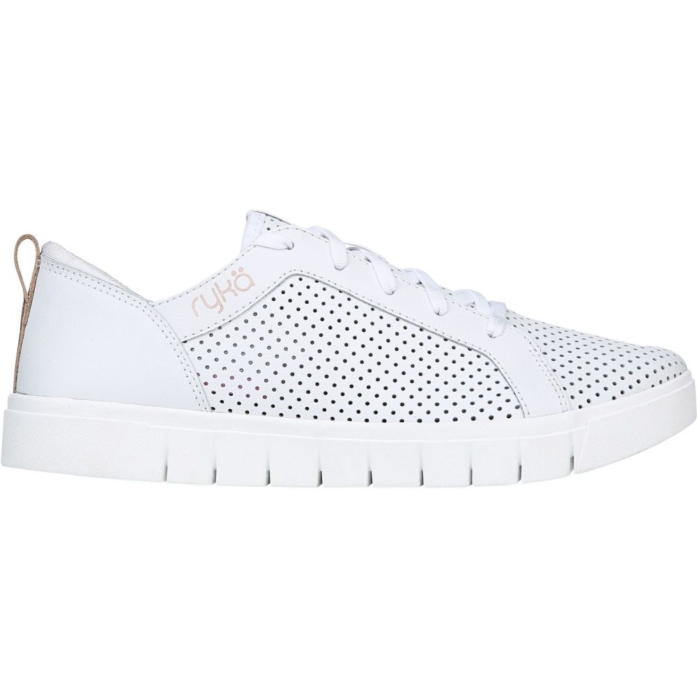 ライカ Ryka レディース スニーカー シューズ・靴【Haiku Oxford Shoes】White