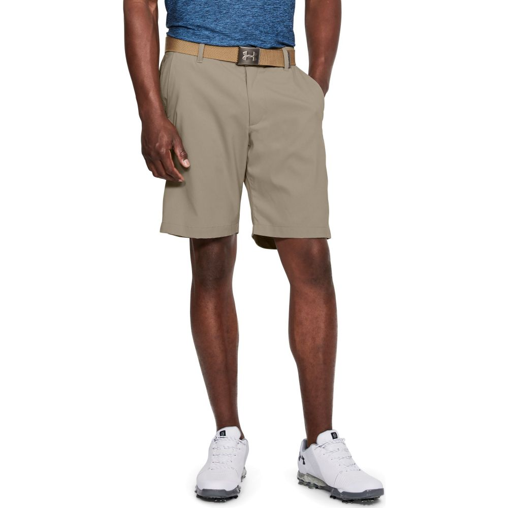 アンダーアーマー Under Armour メンズ ゴルフ ショートパンツ ボトムス・パンツ【Showdown Golf Shorts】City Khaki