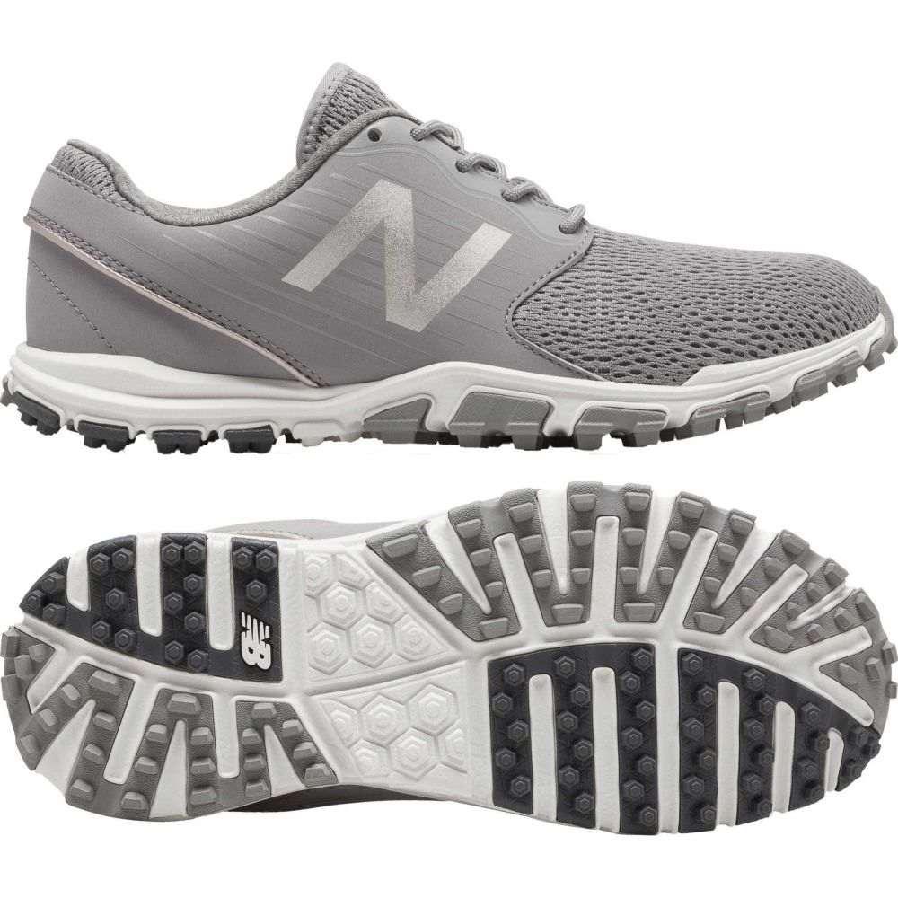 ニューバランス レディース ゴルフ シューズ・靴 【サイズ交換無料】 ニューバランス New Balance レディース ゴルフ シューズ・靴【Minimus SL Golf Shoes】Dark Grey