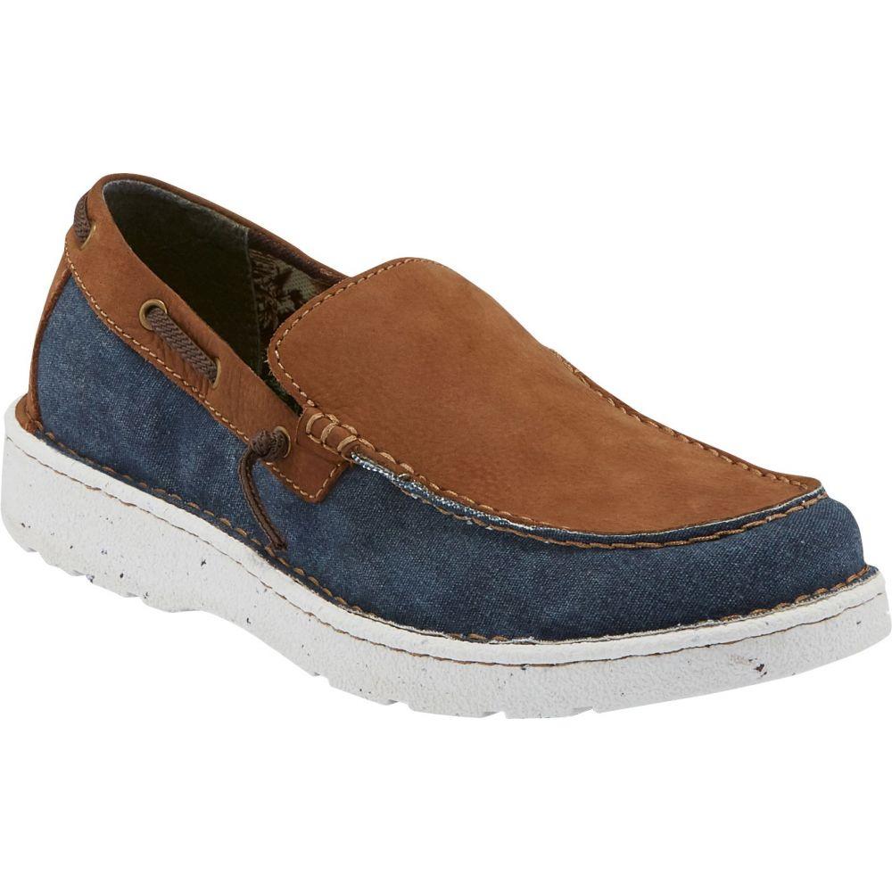 ジャスティンブーツ Justin Boots メンズ シューズ・靴 【Justin Waker Casual Shoes】Navy