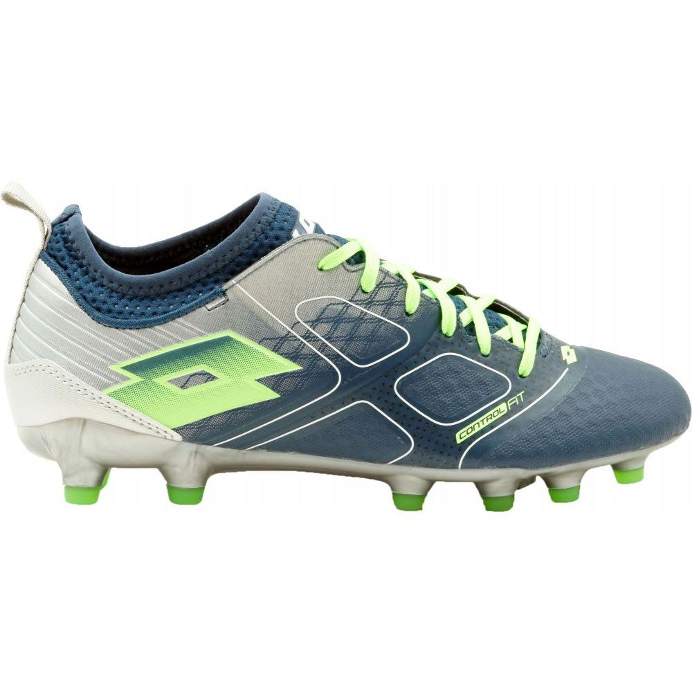 ロット Lotto メンズ サッカー スパイク シューズ・靴【Maestro 300 FG Soccer Cleats】Blue/Green