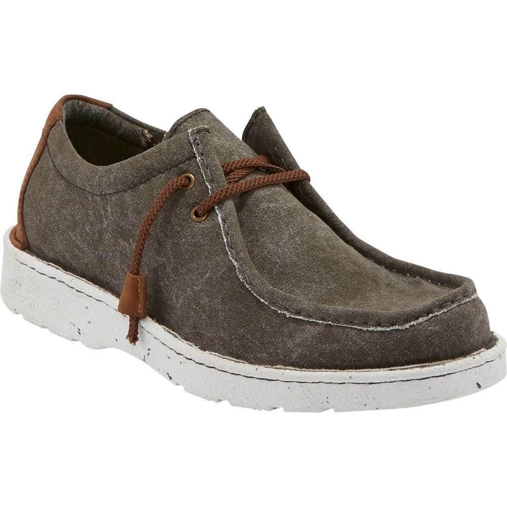 ジャスティンブーツ Justin Boots メンズ シューズ・靴 【Justin Hazer Casual Shoes】Ash