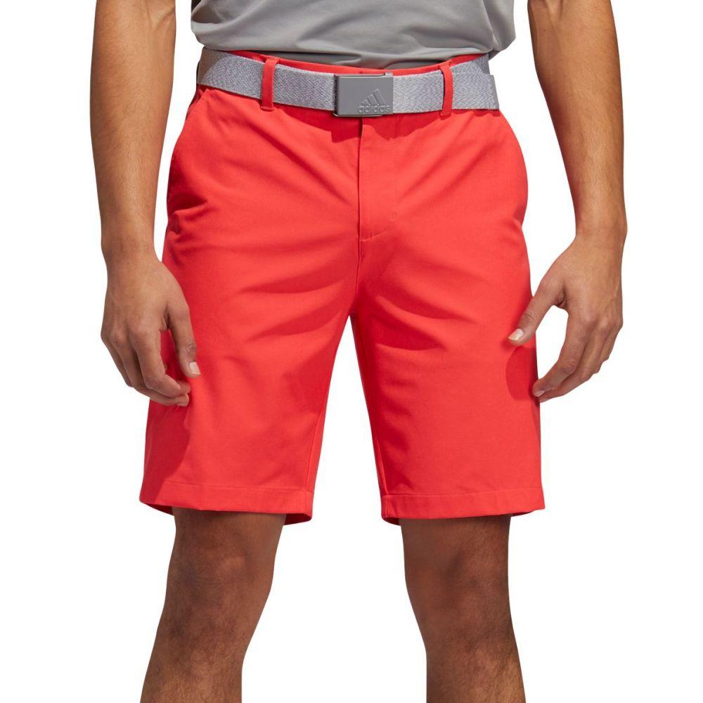 アディダス adidas メンズ ゴルフ ショートパンツ ボトムス・パンツ【Ultimate365 Golf Shorts】Real Coral