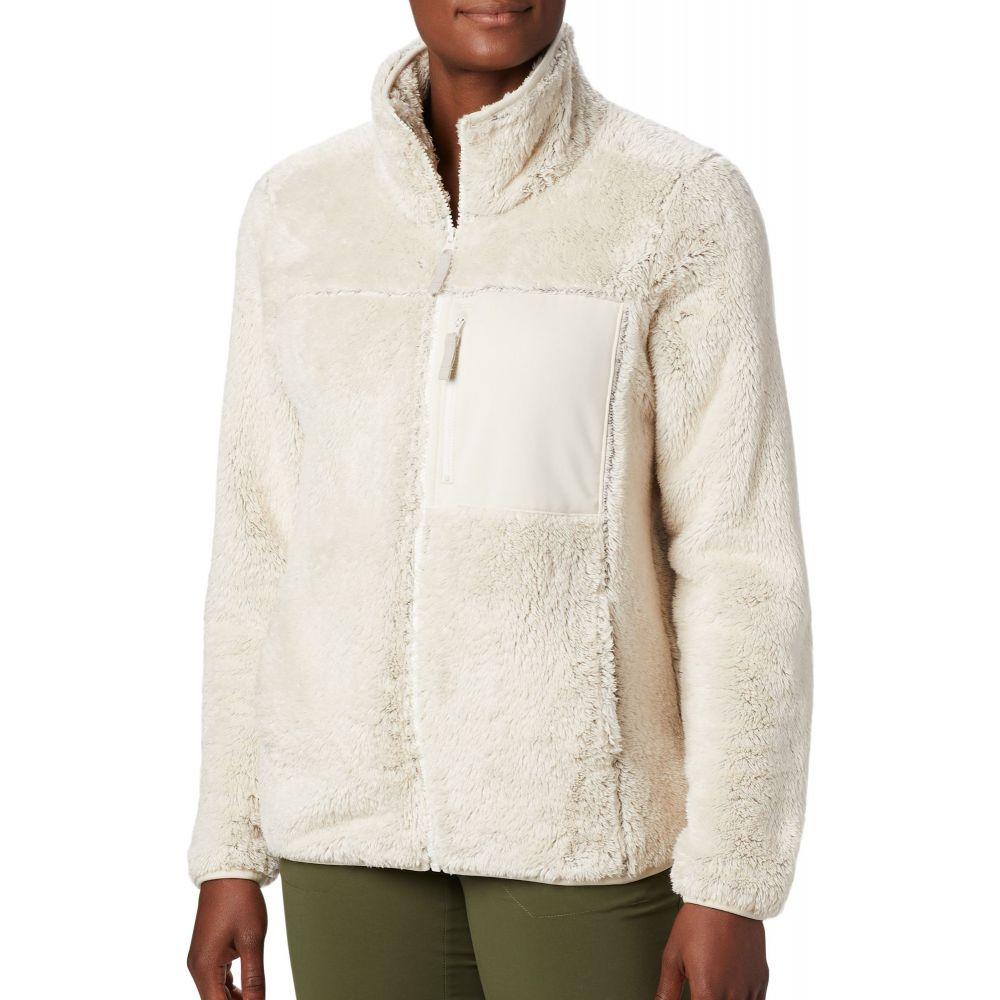 コロンビア Columbia レディース フリース トップス【Keep Cozy Full Zip Fleece Jacket】Chalk