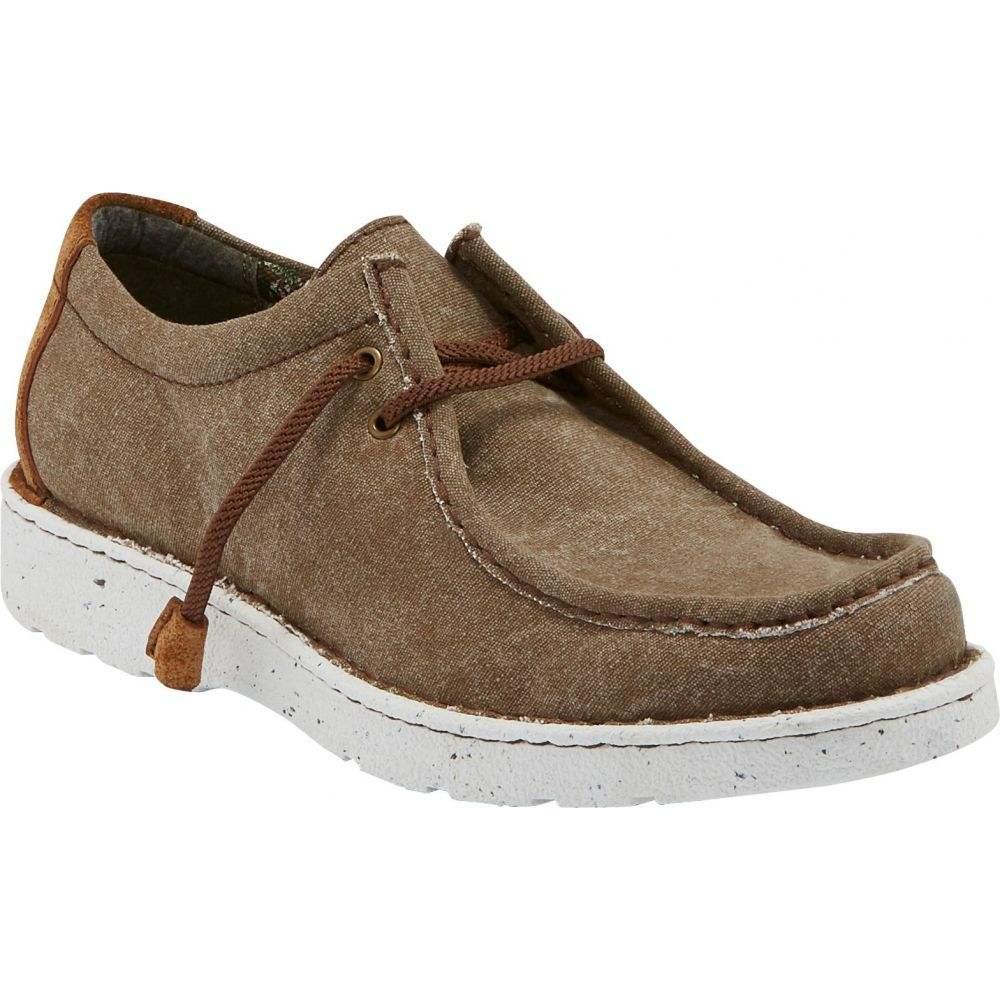 ジャスティンブーツ Justin Boots メンズ シューズ・靴 【Justin Hazer Casual Shoes】Grey