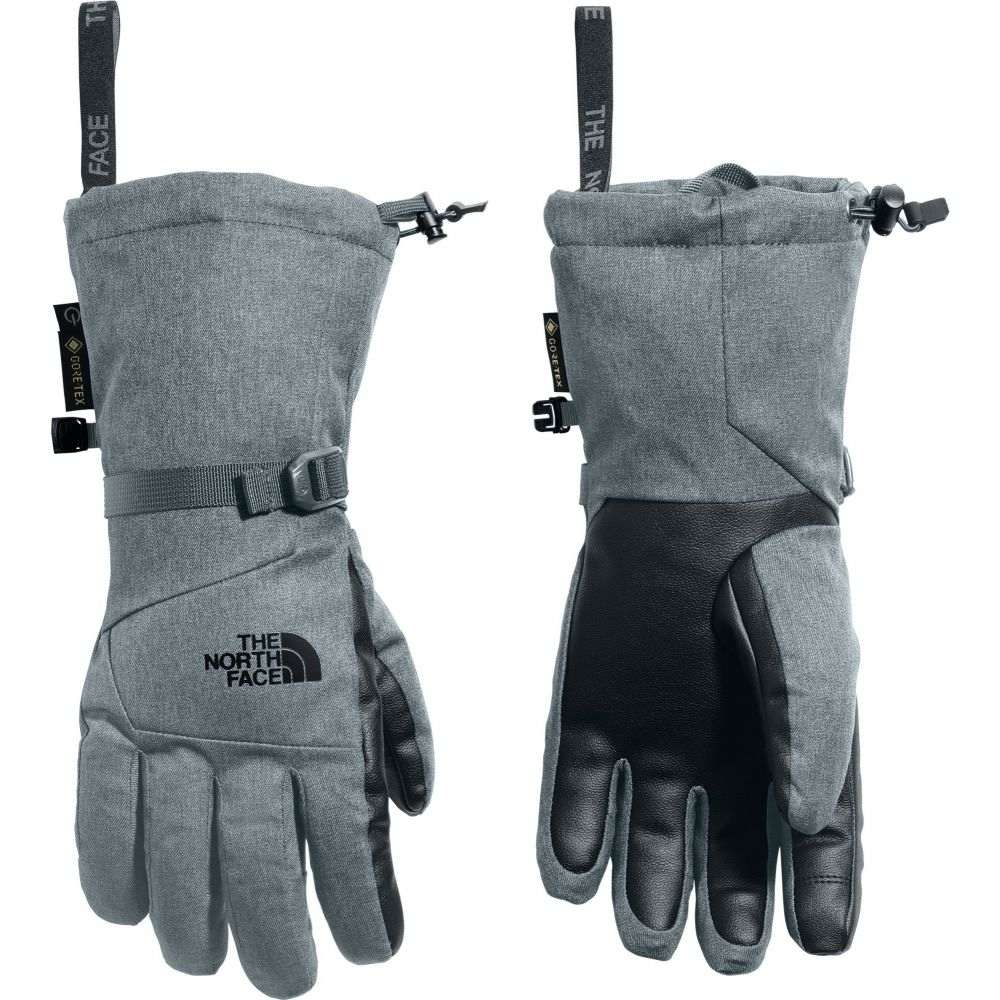 ザ ノースフェイス The North Face レディース 手袋・グローブ 【Montana Etip GORE-TEX Gloves】Mid Grey Heather