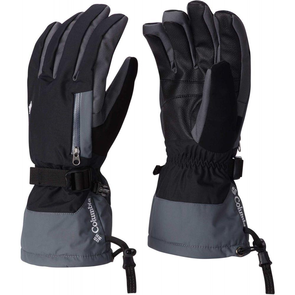 コロンビア Columbia メンズ 手袋・グローブ 【Bugaboo Interchangable Gloves】Black/Graphite 1