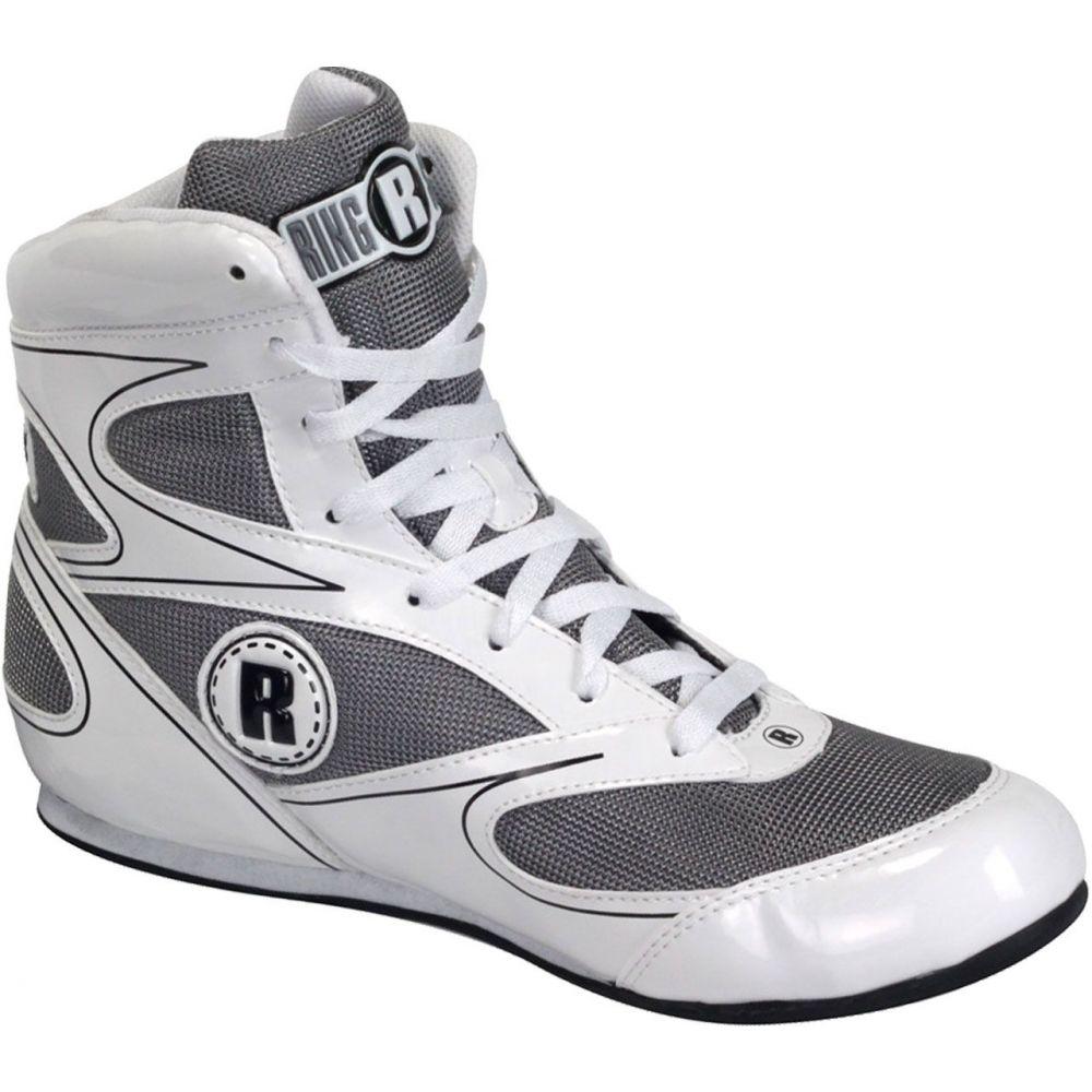 リングサイド Ringside メンズ シューズ・靴 【Diablo Boxing Shoes】White