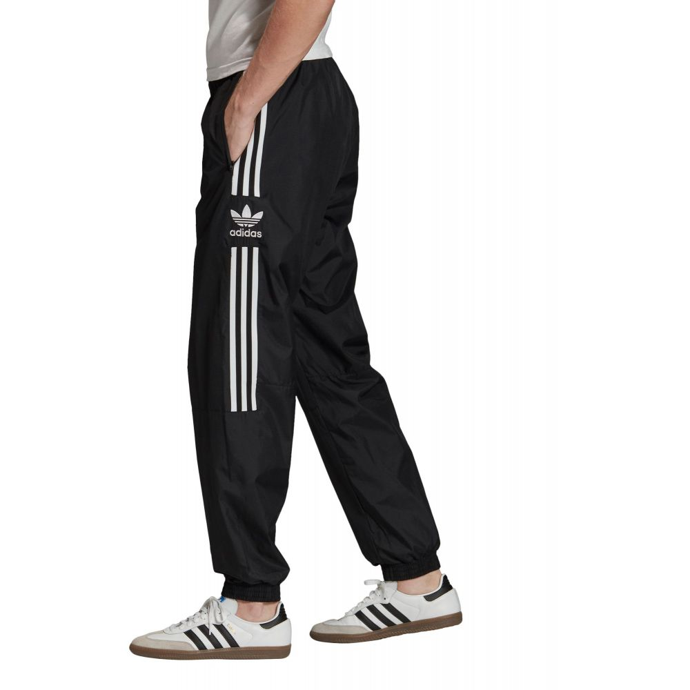アディダス adidas メンズ スウェット・ジャージ ボトムス・パンツ【Originals Lock up Track Pants】Black
