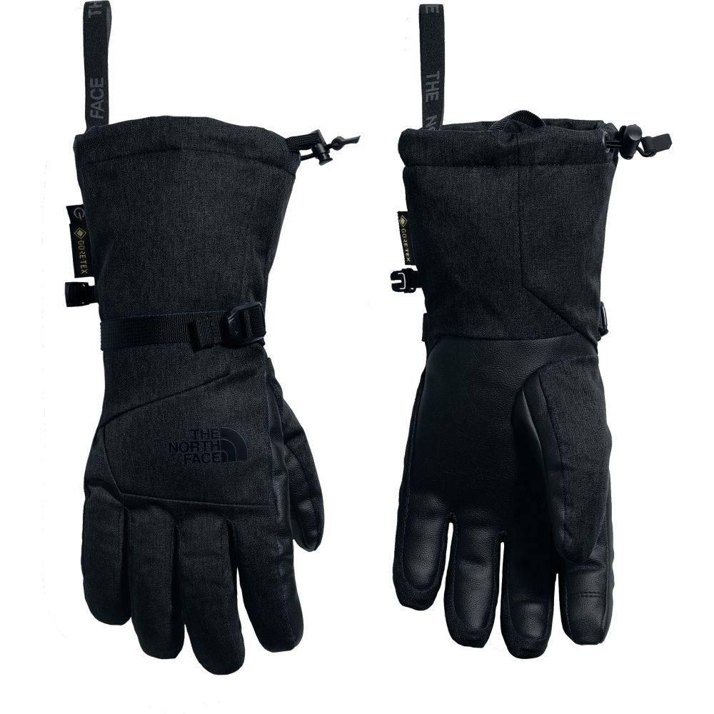 ザ ノースフェイス The North Face レディース 手袋・グローブ 【Montana Etip GORE-TEX Gloves】TNF Black Heather