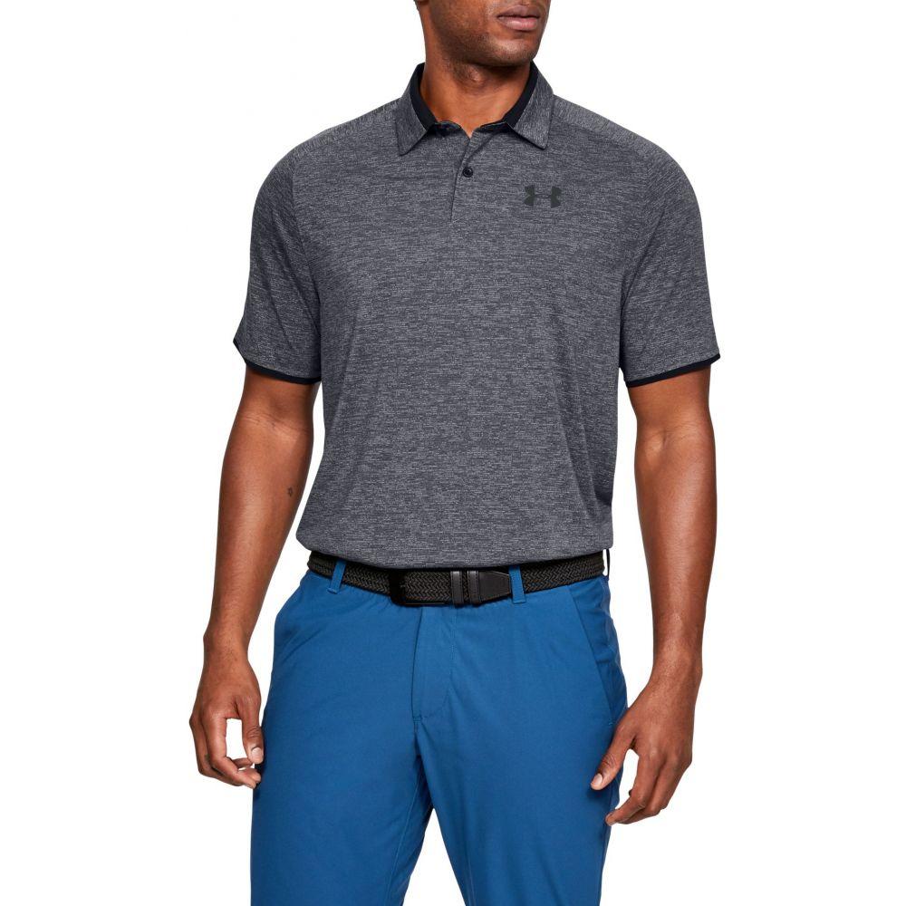 アンダーアーマー Under Armour メンズ ゴルフ ポロシャツ トップス【Vanish Golf Polo】Black