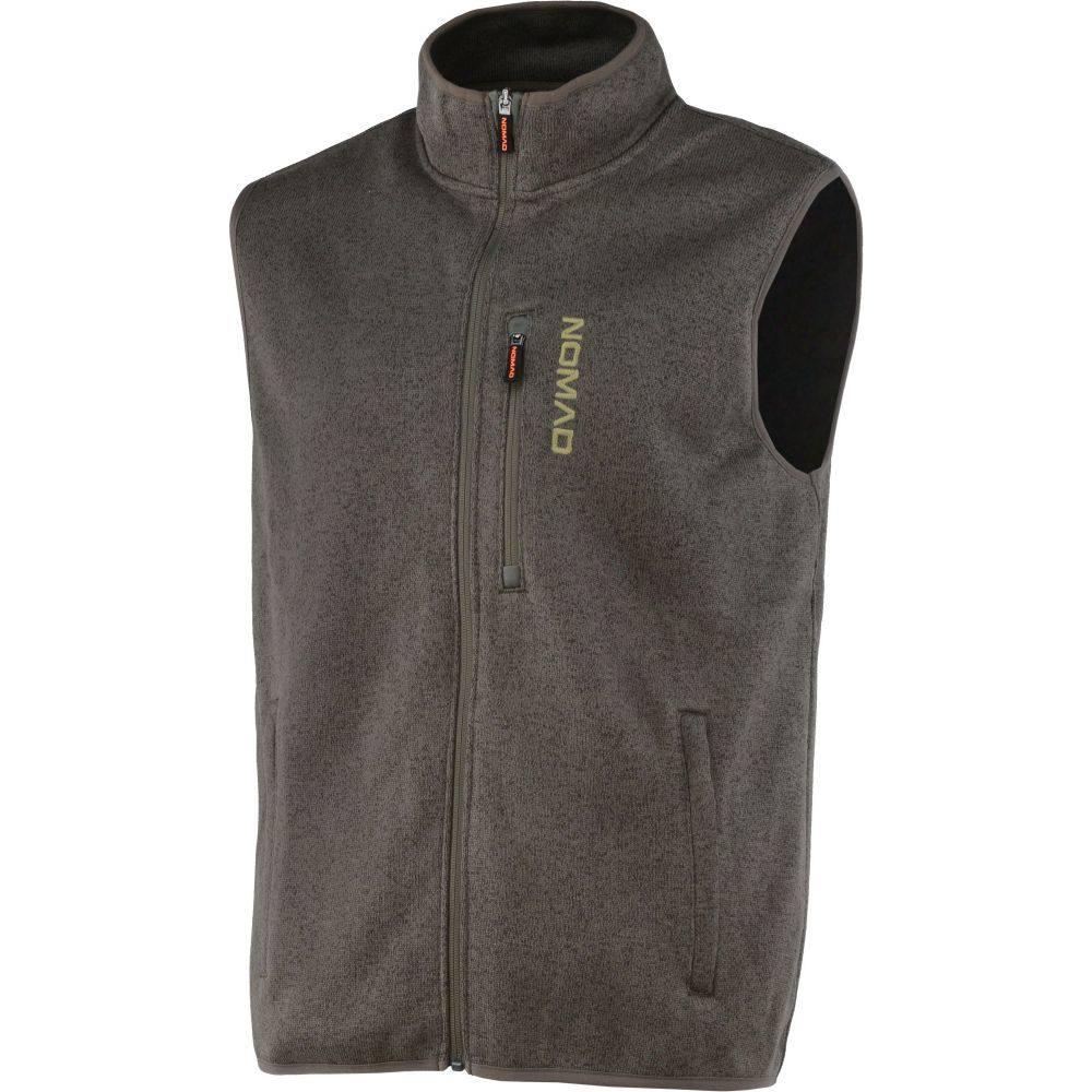 ノマド Nomad メンズ ベスト・ジレ トップス【NOMAD Slaysman Vest】Mud