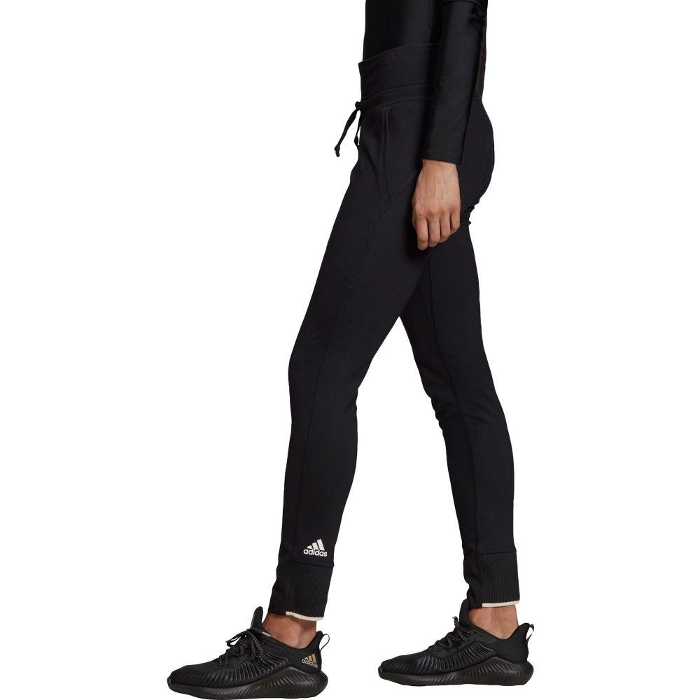 アディダス adidas レディース ボトムス・パンツ 【City Pants】Black