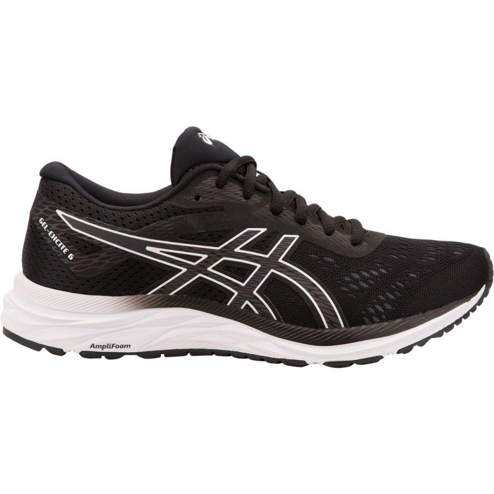 アシックス ASICS レディース ランニング・ウォーキング シューズ・靴【GEL-EXCITE 6 Running Shoes】Black/White