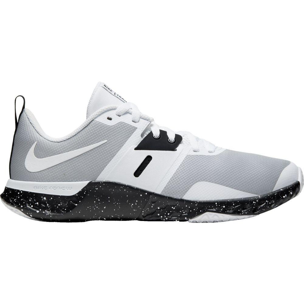 ナイキ Nike メンズ フィットネス・トレーニング シューズ・靴【Renew Retaliation TR Training Shoes】White/Wolf Grey/Black