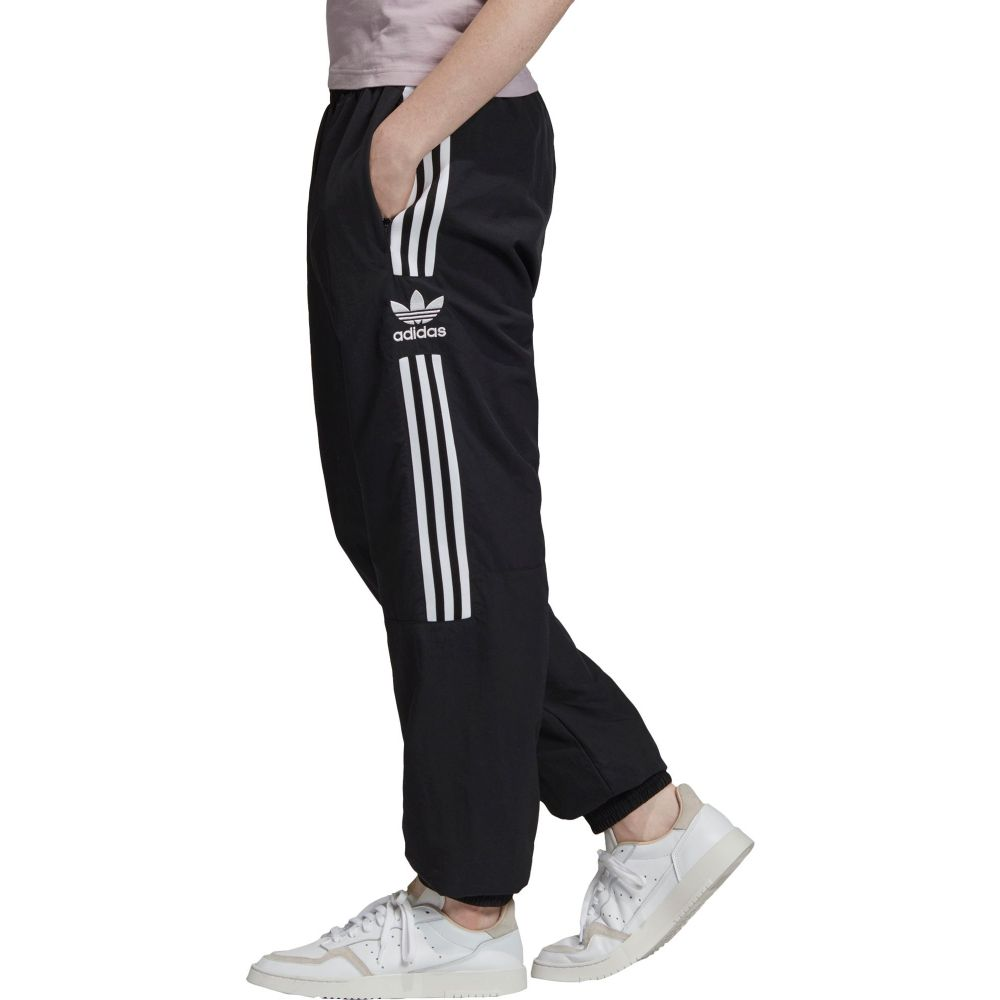 アディダス adidas メンズ スウェット・ジャージ ボトムス・パンツ【Originals adiColor New Logo Track Pants】Black