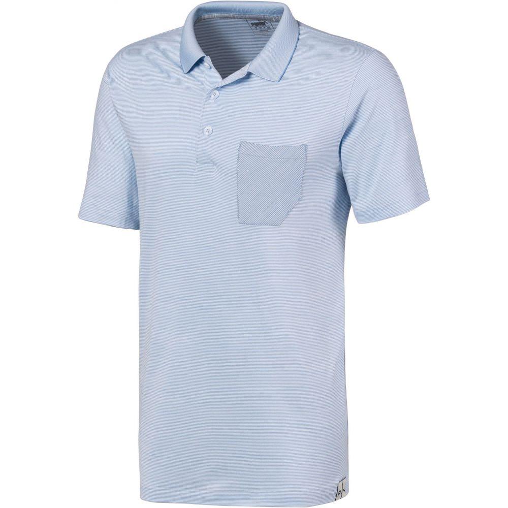 プーマ PUMA メンズ ゴルフ ポロシャツ トップス【Champions Golf Polo】Blue Bell