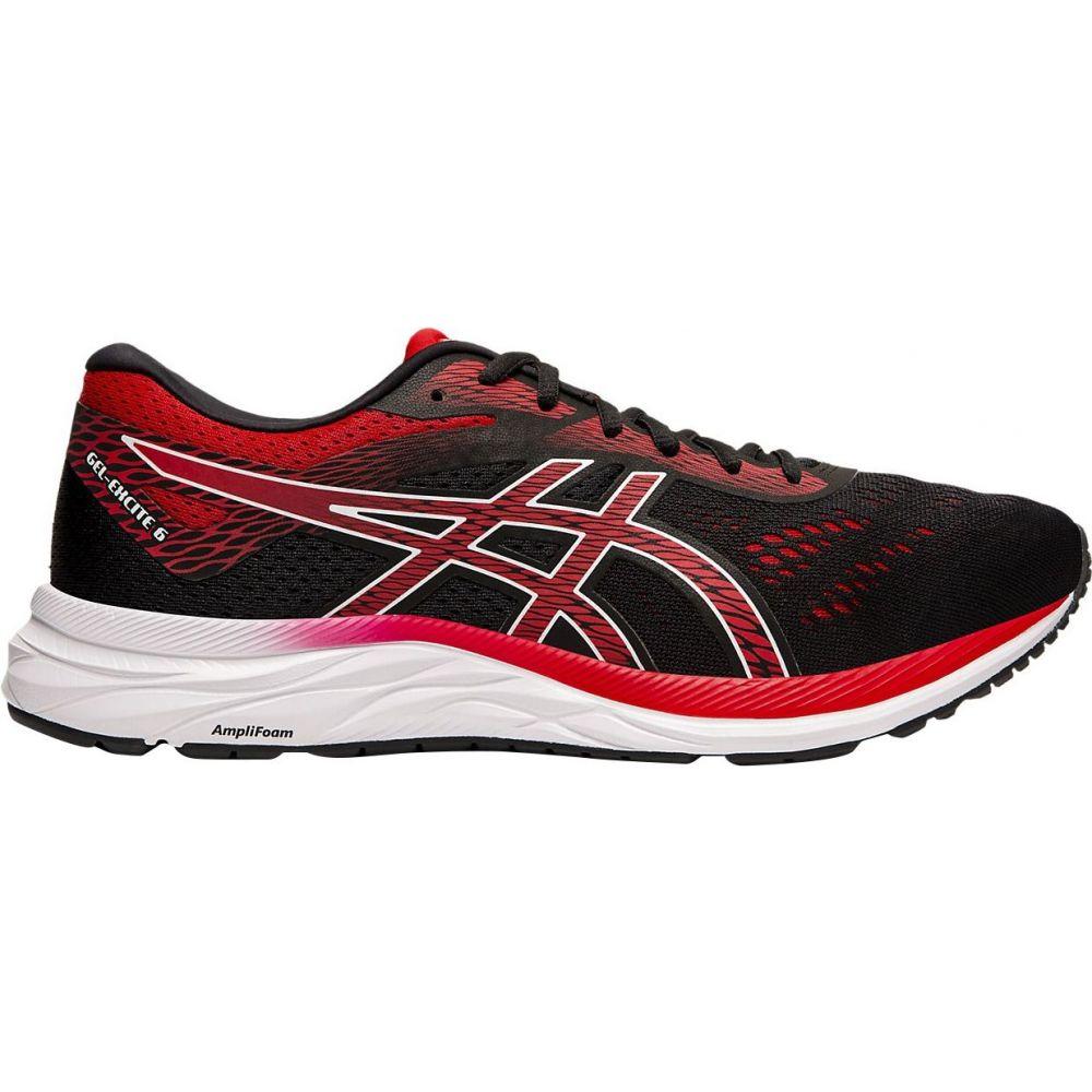 アシックス ASICS メンズ ランニング・ウォーキング シューズ・靴【GEL-Excite 6 Running Shoes】Black/Red