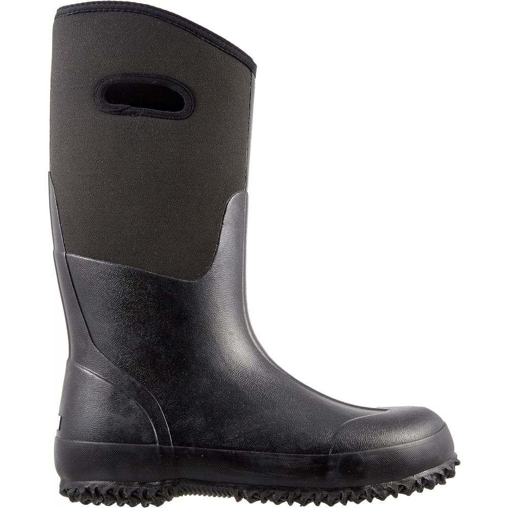 フィールドアンドストリーム Field & Stream メンズ ブーツ シューズ・靴【Classic Pull-On Insulated Rubber Hunting Boots】Black