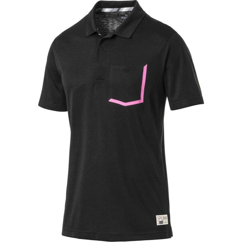 プーマ PUMA メンズ ゴルフ ポロシャツ トップス【Faraday Golf Polo】Puma Black