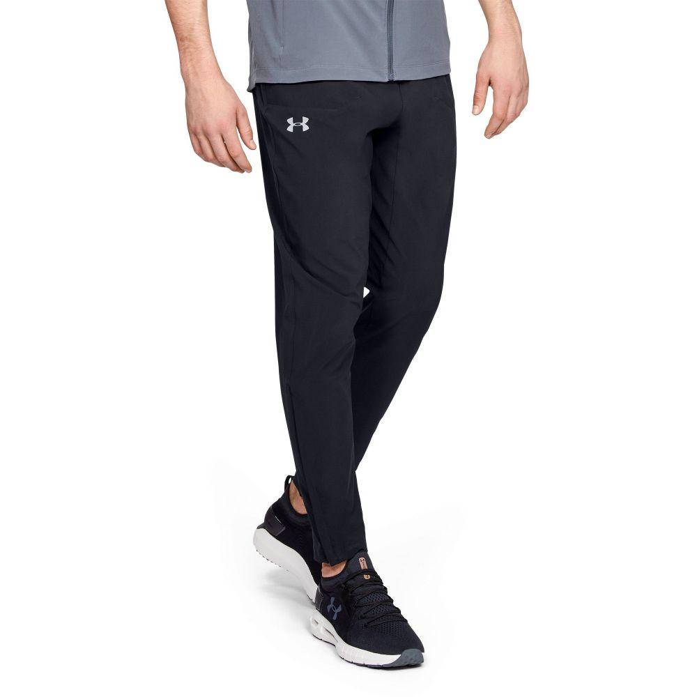 アンダーアーマー Under Armour メンズ ボトムス・パンツ 【Storm Launch 2.0 Pants (Regular and Big & Tall)】Black/Black