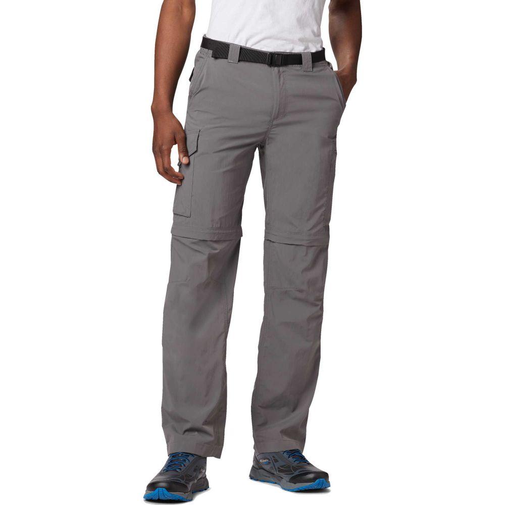 コロンビア Columbia メンズ ボトムス・パンツ 【Silver Ridge Convertible Pants (Regular and Big & Tall)】City Grey