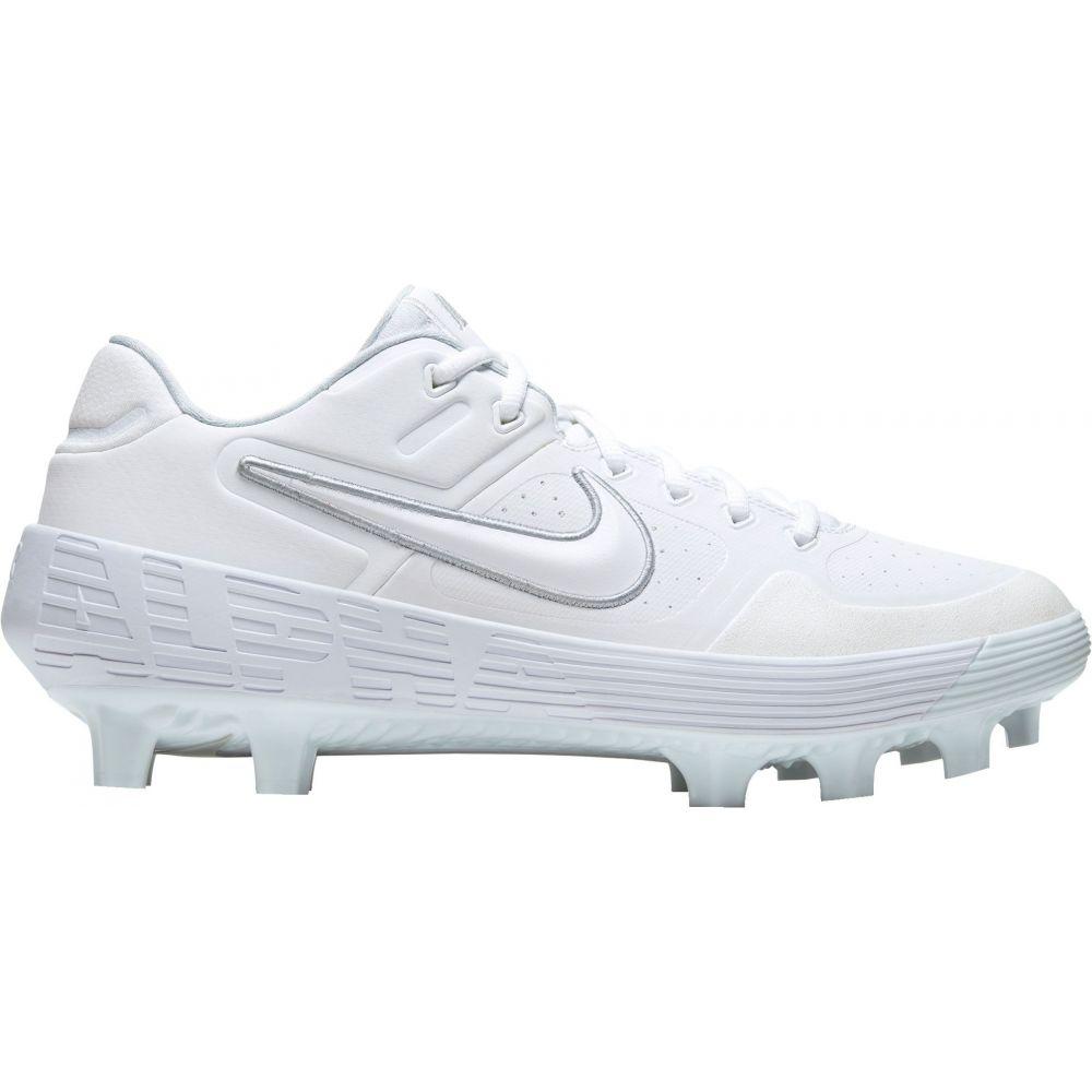 ナイキ Nike メンズ 野球 スパイク シューズ・靴【Alpha Huarache Elite 2 MCS Baseball Cleats】White/White