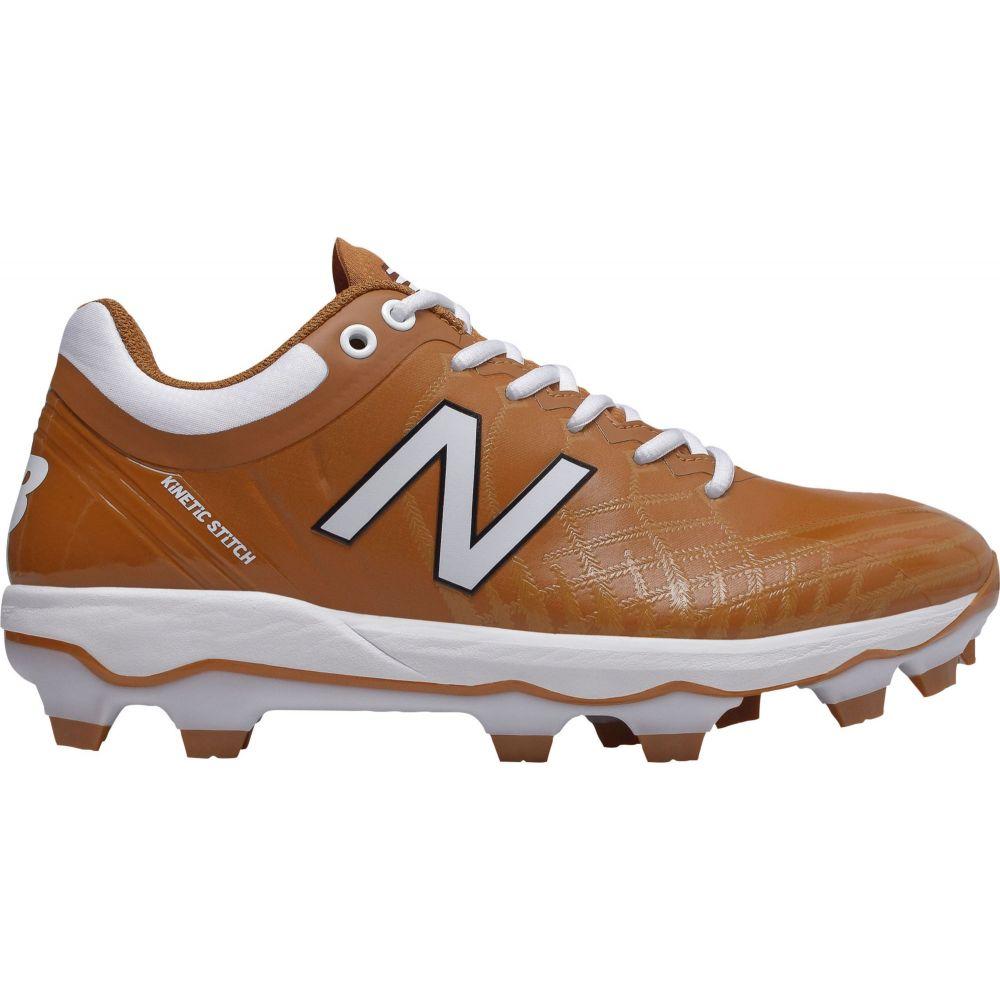 ニューバランス New Balance メンズ 野球 スパイク シューズ・靴【4040 v5 Baseball Cleats】Burnt Orange/White
