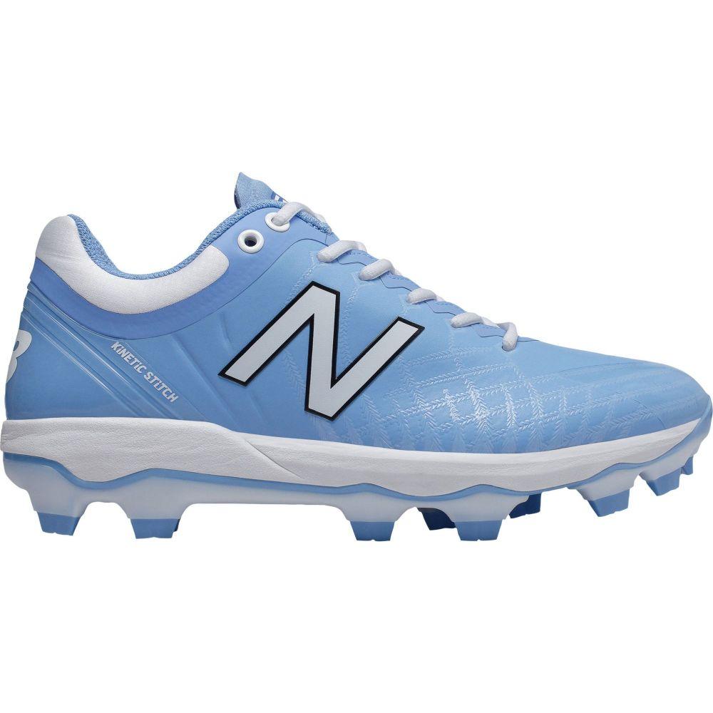 ニューバランス New Balance メンズ 野球 スパイク シューズ・靴【4040 v5 Baseball Cleats】Blue/White