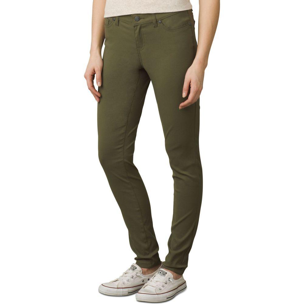 プラーナ prAna レディース ボトムス・パンツ 【Briann Pants】Cargo Green