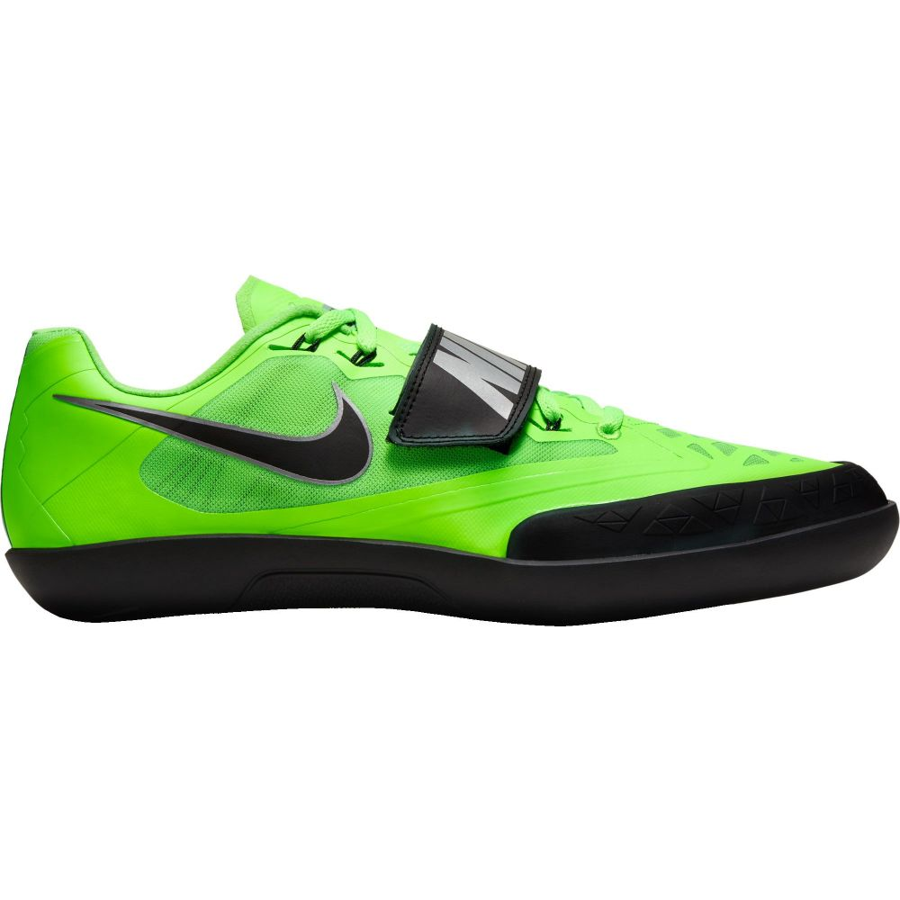 ナイキ Nike メンズ 陸上 シューズ・靴【Zoom SD 4 Track and Field Shoes】Green/Black