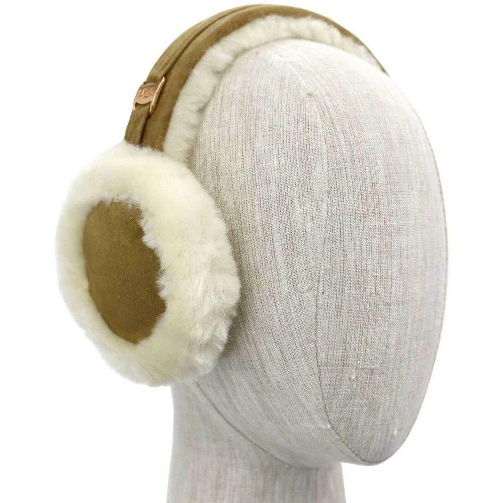 アグ UGG レディース ファッション小物 【Classic Tech Earmuff】Chestnut