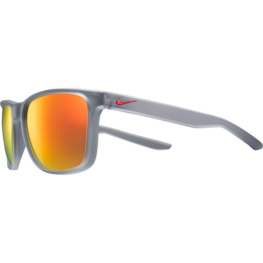 ナイキ Nike ユニセックス メガネ・サングラス 【Endeavor Sunglasses】Mat Wolf Gry/Gry/Rd Mir